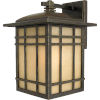 This item: Hillcrest Medium Outdoor Wall-Mounted Fixture