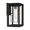 This item: Infinger Earth Black Nine-Inch One-Light Outdoor Wall Mount