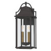 This item: Manning Western Bronze Two-Light Outdoor Wall Mount