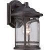 This item: Marblehead Palladian Bronze One-Light Outdoor Wall Mounted
