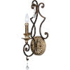 This item: Marquette Single-Light Wall Sconce