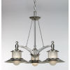This item: Nautical Three-Light Chandelier