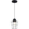 This item: Olson Earth Black One-Light Mini Pendant