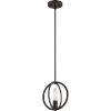 This item: Orion Western Bronze 9-Inch One-Light Mini Pendant