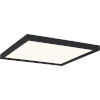 This item: Outskirts Earth Black 15-Inch LED Flush Mount