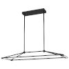 This item: Ingram Matte Black LED Chandelier