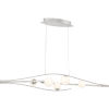 This item: Interval Brushed Nickel 47-Inch LED Chandelier