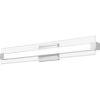 This item: Platinum Collection Salon Polished Chrome 32-Inch LED Bath Vanity