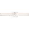 This item: Platinum Collection Trinity Polished Chrome 24-Inch LED Bath Vanity