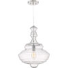 This item: Polished Chrome 16-Inch One-Light Pendant
