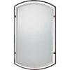 This item: Rectangle Palladian Bronze Mirror