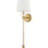 This item: Barbour Weathered Brass One-Light Wall Sconce