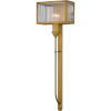 This item: Tillman Aged Brass One-Light Wall Sconce
