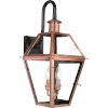 This item: Rue De Royal Aged Copper Two-Light Outdoor Wall Light
