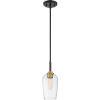 This item: Sagamore Earth Black One-Light Mini Pendant