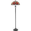 This item: Larissa Vintage Bronze Two-Light Floor Lamp