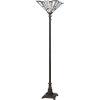 This item: Maybeck Valiant Bronze One-Light Floor Lamp