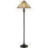 This item: Victory Valiant Bronze Two-Light Floor Lamp