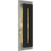 This item: Tate Earth Black 22-Inch LED Outdoor Wall Mount