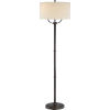 This item: Vivid Collection Broadway Oil Rubbed Bronze 17-Inch Three-Light Floor Lamp