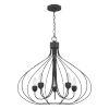 This item: Walsh Gray Ash Five-Light Pendant