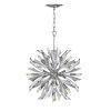 This item: Vida Glacial 22-Inch 13-Light Chandelier