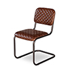 This item: Gold Drive Dining Side Chair