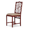 This item: Red Brighton Bamboo Side Chair