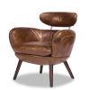 This item: Brown Sinclair Arm Chair