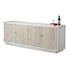 This item: White Modern Cabinet