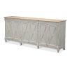 This item: Gray Marksman Sideboard