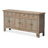 This item: Blue Veronica Wall Sideboard