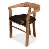 This item: Tan Rift Dining Chair