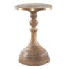 This item: Tan Upturned Goblet Side Table