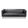 This item: Gray 31-Inch Sofa
