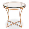 This item: Gold 24-Inch Table