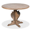 This item: Brown Looks Like An Antique Dining Table