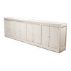 This item: Whitewash Eight Is Enough Sideboard