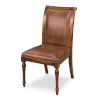 This item: Brown Jupe Side Chair