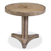 This item: Gray Milo Lamp Table