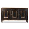 This item: Black Louis Xvi 60-Inch Sideboard