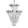 This item: Trilliane Polished Silver Five-Light Chandelier