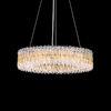 This item: Sarella Heirloom Gold 24-Inch 12-Light Pendant