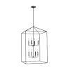 This item: Perryton Blacksmith Eight-Light Pendant Energy Star