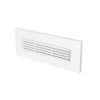 This item: Louver White LED Brick Light