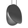 This item: Malibu Discs Satin Black 8-Inch LED Pendant