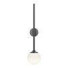 This item: Sabon Satin Black LED Sconce