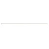 This item: Purolinear 360 Satin Chrome Two-Light Double Linear LED Wall Bar