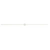 This item: Purolinear 360 Satin Chrome 97-Inch Two-Light Double Linear LED Wall Bar