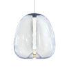 This item: Mela Satin Black 14-Inch LED Pendant